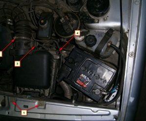 Экономим на ремонте: как снять стартер ВАЗ 2115