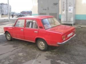 Кузов автомобиля ВАЗ 2101