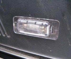 Делаем своими руками подсветку дверей ВАЗ 2110