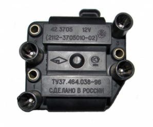 Самостоятельная замена модуля зажигания ВАЗ 2114