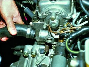 Простая и удобная замена радиатора ВАЗ 2115