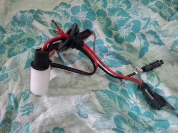 Провода для подключения ксенона