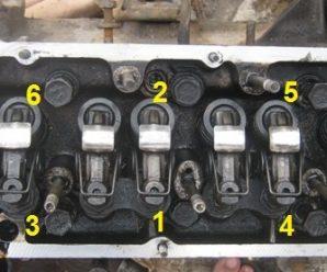 Инструкция по замене прокладки ГБЦ на ВАЗ 2101