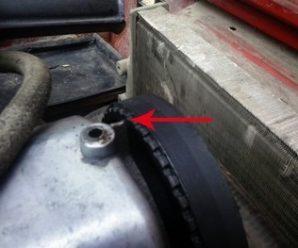 Инструкция по замене ремня ГРМ на ВАЗ 2105