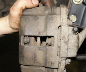 Как самостоятельно заменить передние тормозные колодки на автомобиле ВАЗ 2115