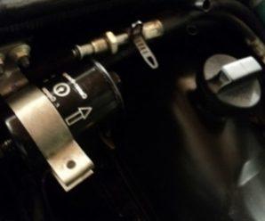 Замена топливного фильтра ВАЗ 2107