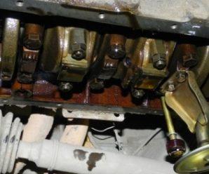 Замена масляного насоса ВАЗ 2110. Основные этапы
