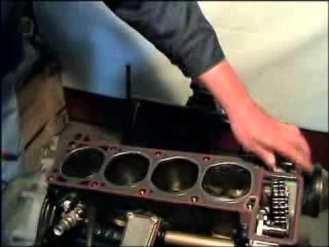 Сборка двигателя ваз 21213